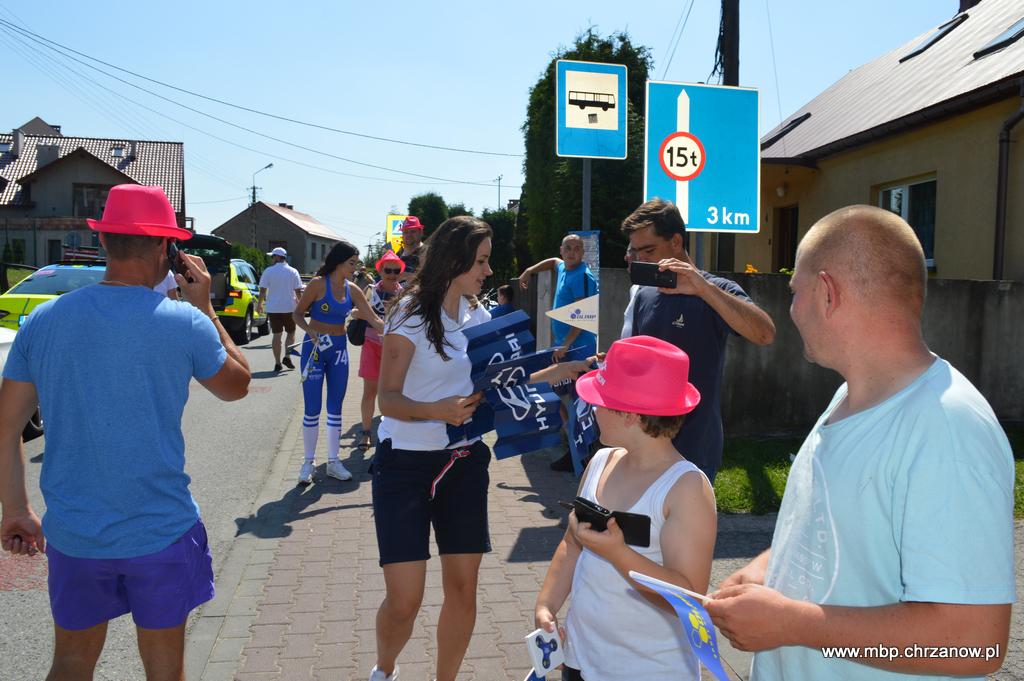 Tour de Pologne w Płazie!