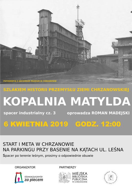 Kopalnia Matylda – spacer industrialny
