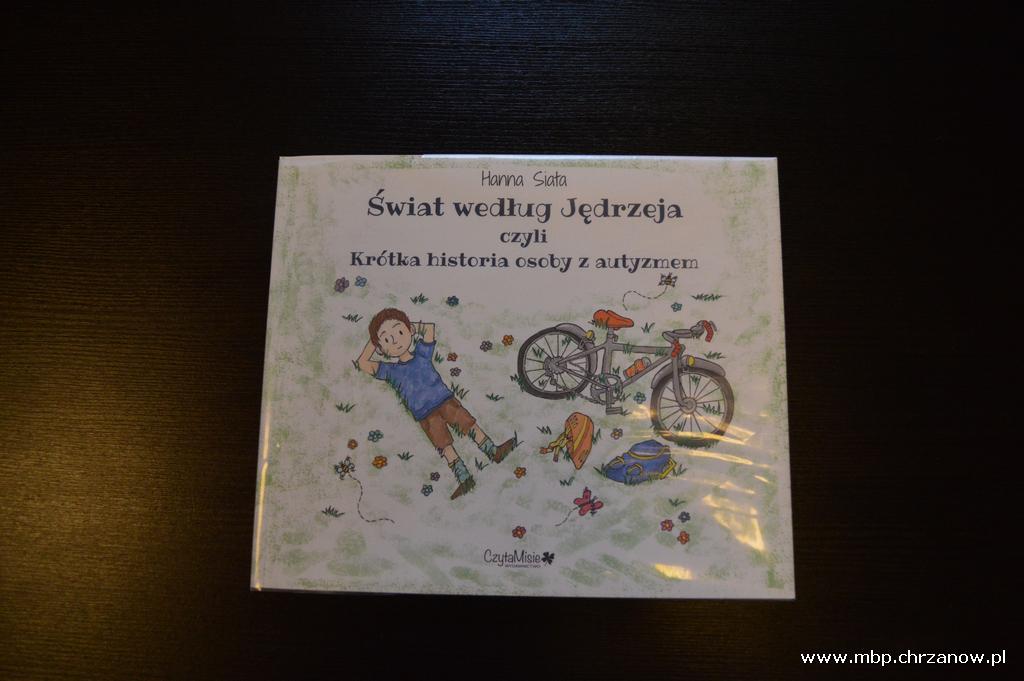 """,,Świat według Jędrzeja, czyli krótka historia osoby z autyzmem"""""""