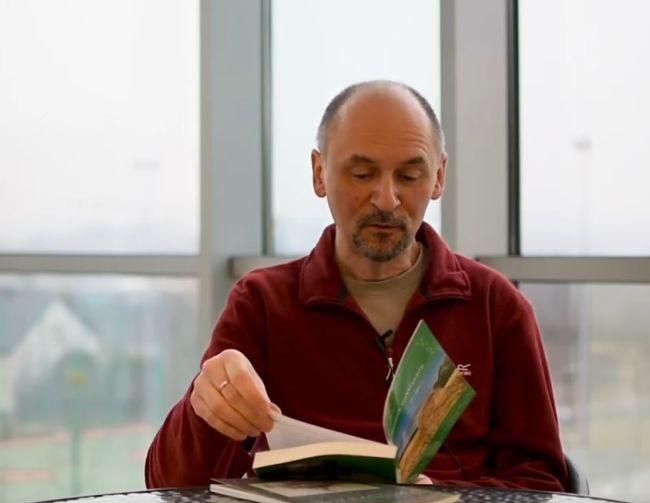 Przewodnik po Płazie – spotkanie  autorskie ze Stanisławem Garlickim